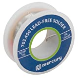 Mercury High Quality Lead Free solder 1mm 50g
