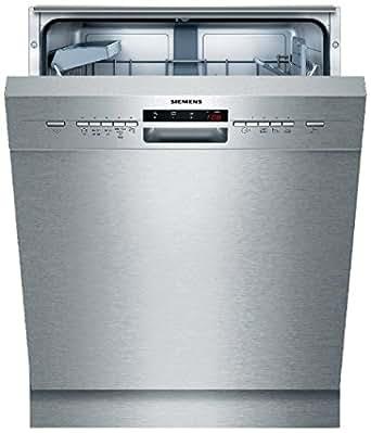 Siemens SN45M539EU Unterbau-Geschirrspüler / A++ AA / 10 L / 0.92 kWh / 59.8 cm / Edelstahl