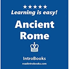 Ancient Rome Audiobook by  IntroBooks Narrated by Andrea Giordani