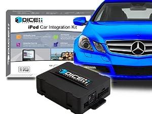 Dice i mercedes d2b 5v ipod integration kit for Mercedes benz accessories amazon