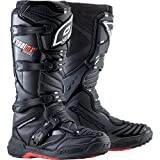 O'Neal Element Limited Edition Boots (Black, Size 10) by NYC Leather Factory Outlet