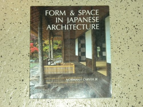 Form and Space in Japanese Architecture
