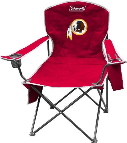 Washington Redskins Xl Cooler Quad Chair front-25185