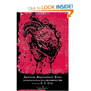 American Supernatural Tales (Penguin Horror) by S. T. Joshi and Guillermo del Toro