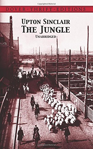 an analysis of the unique characters in the novel by upton sinclair The jungle by upton sinclair you connect with the hearts and souls of his book's characters and i must support my analysis with examples from the book.