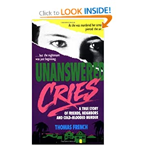 unanswered cries Three letters with a lot of meaning and it affects every human being on this planet  what comes up for you when you say the word, 'cry' do you.