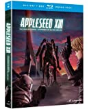 Appleseed Xiii - Complete Series [Blu-Ray + Dvd] Alt [Import]