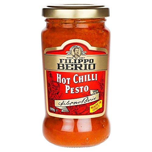 Filippo Berio Hot Chilli -Pesto (190G)