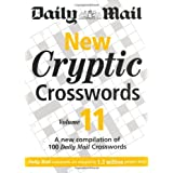 Daily Mail: New Cryptic Crosswords 11 (The Mail Puzzle Books)