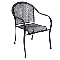 Wrought Iron Commercial Bistro Chair by Sam's Club