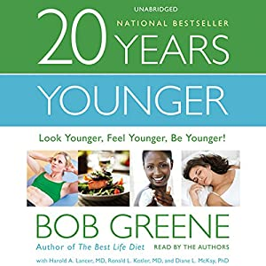 20 Years Younger Audiobook