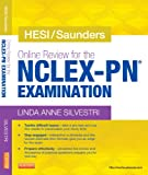 9781455751075: HESI/Saunders Online Review for the NCLEX-PN Examination (1 Year) (Access Card), 1e