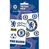 Chelsea FC Tattoo Pack