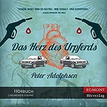 Das Herz des Urpferds [The Heart of the Urpferds] (       ungekürzt) von Peter Adolphsen, Hanns Grössel (translator) Gesprochen von: Samy Andersen