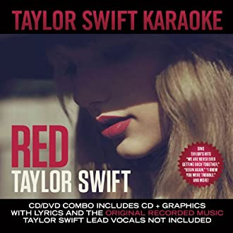 Taylor Swift - 'RED' Karaoke