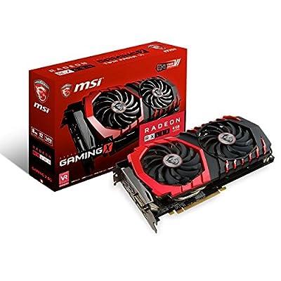 MSI TWIN FROZR VIクーリングシステム搭載 AMD Polarisアーキテクチャー採用グラフィックボード RADEON RX480 GAMING X 8G