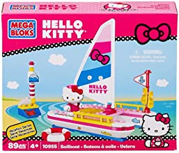 Mega Bloks Hello Kitty Sailboat