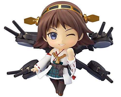 Fleet Collection - This Ship - Nendoroid Hiei (Non-scale ABS & Atbc-pvc Painted Action Figure)