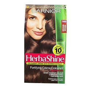 HerbaShine by Garnier Medium Brown (500)