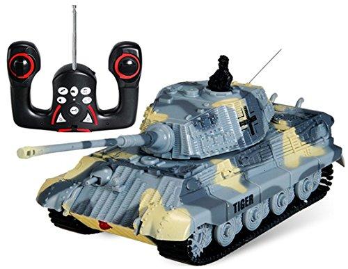 s-idee 01197 ferngesteuerter German Tiger Panzer