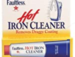 Faultless Hot Iron Soleplate Cleaner...