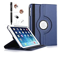 ProElite 360 Degree Rotatable Smart Flip Case cover for Apple iPad Mini 2 & mini 3 7.9