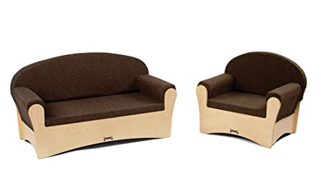 2-Pc Komfy Sofa Set