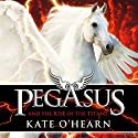 Pegasus and the Rise of the Titans Audiobook by Kate O'Hearn Narrated by Jane Perry