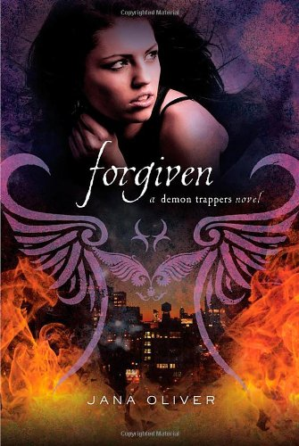 Cover of Forgiven (Demon Trappers)
