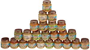 Earth's Best Fruit And Vegetable Variety Pack, 4.0-Ounces Jars, 24-Count