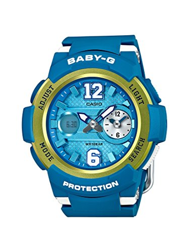 287dd0920cfb Casio reloj de pulsera de mujer Baby-G analógico y digital