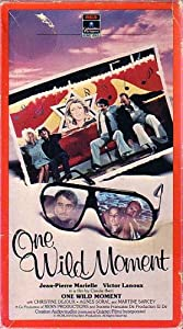 Amazon.com: One Wild Moment [VHS]: Jean-Pierre Marielle