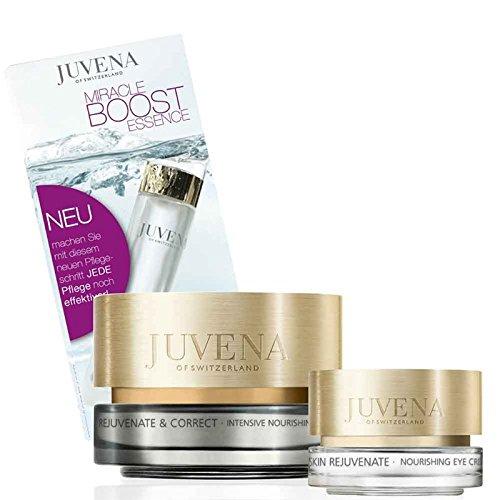 Juvena Skin Rejuvenate Night Set Intensive Nourishing Night Cream 50 ml + gratis Nourishing Eye Cream 15 ml + gratis Miracle Boost Essence 2,5 ml thumbnail