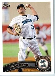 2011 Topps Pro Debut Baseball Card # 200 Brad Hand - Jupiter Hammerheads - MiLB... by Topps