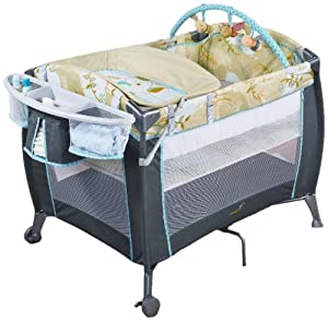 Carter's Comfort and Care Playard and Changer
