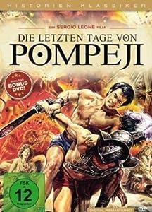 Die Letzten Tage Von Pompeji - Historien Klassiker [2 DVDs]