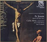 img - for Victoria: Et Jesum- Motets for Solo Voice by Carlos Mena, Juan Carlos Rivera [2010] book / textbook / text book