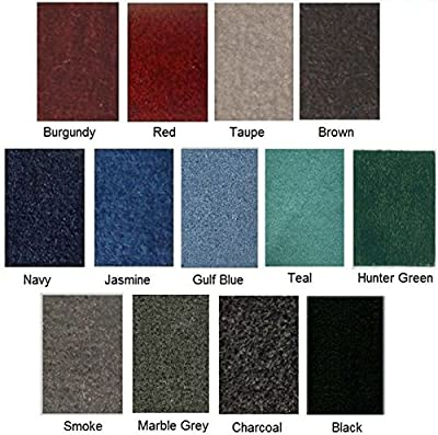20 oz. Do-It-Yourself Boat Carpet - 8' Wide x Various Lengths (Choose Your Color & Length)