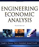 Engineering Economic Analysis (0195168070) by Donald G. Newnan