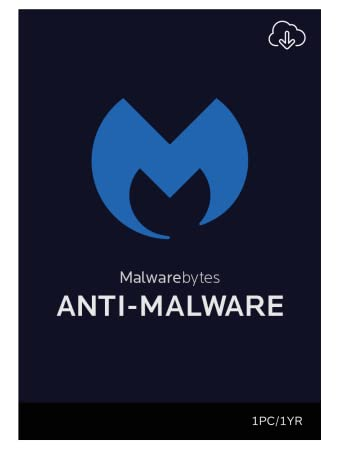 Malwarebytes Anti-Malware Premium 1 Year for 1 PC [Download]