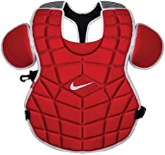 Nike Diamond Elite 3539 Chest Protector Red Size 16 inches