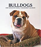 Bulldogs 2008 Hardcover Weekly Engagement Calendar (German, French, Spanish and English Edition)