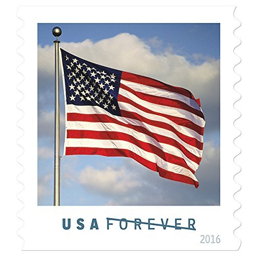 us-flag-usps-forever-stamps-book-of-20-2016-new-release-by-usps