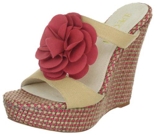 Supertrash Olivia SS12M039, Scarpe col tacco donna, Rosa (Rosa (Hot Pink)), 37