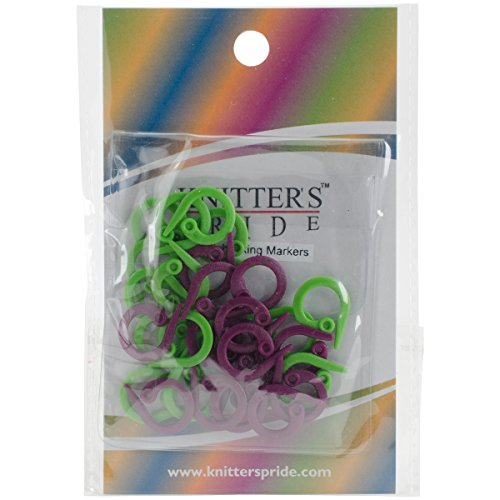 Knitter's Pride Mio Stitch Split Ring Markers (30 Pack) (Split Ring Stitch Markers compare prices)