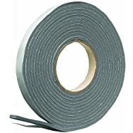 Thermwell Products Co. V215GHDI Heavy Density PVC Closed Cell Vinyl Foam Weatherstrip Tape