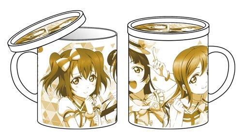 ラブライブ!サンシャイン!! 善子・花丸・ルビィ フタつきマグカップ