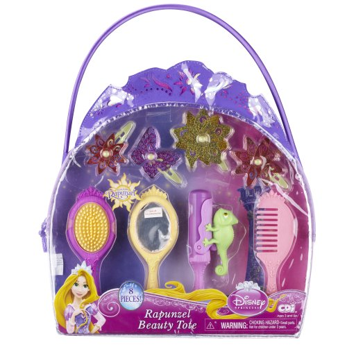 Disney Princess Beauty Tote - Rapunzel