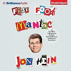 Fast Food Maniac Audiobook