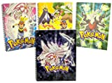 Image of Pokemon Diamond and Pearl - Pokemon Notebooks - 4 pack